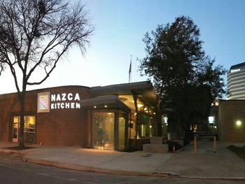 Nazca Kitchen Restaurant