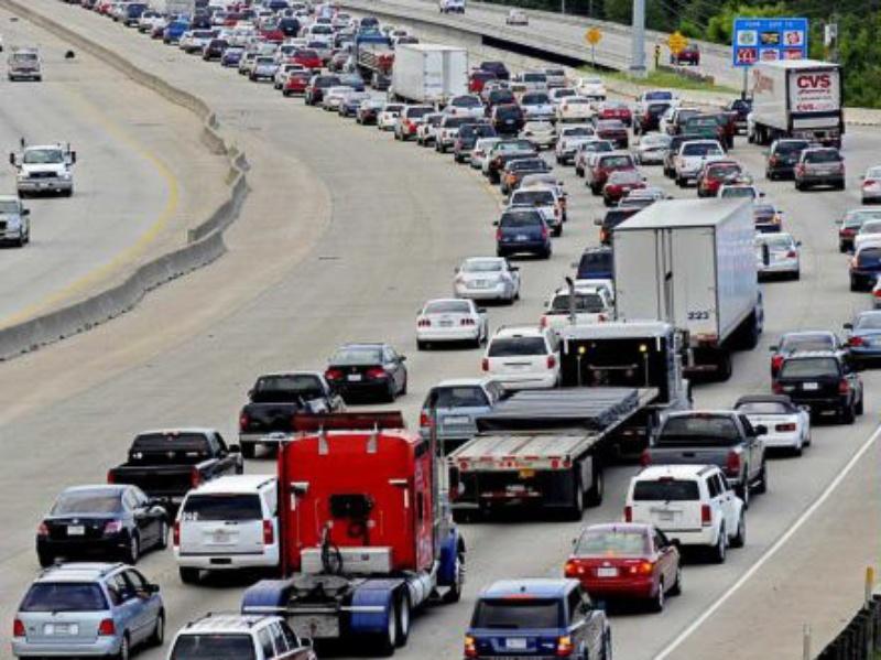 A different kind of standstill handles D.C.: hellish traffic