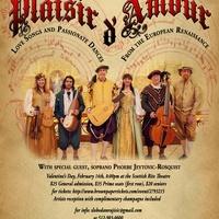 Austin Troubadours presents Plaisir D'Amour