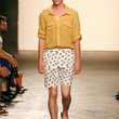 Billy Reid, spring 2013, pelican shorts