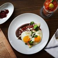 Breakfast Chavez restaurant Austin