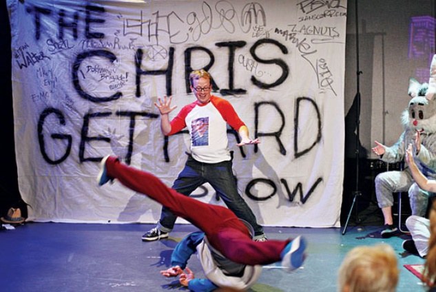 Austin photo: news_ryan_sxsw comedy lineup_feb 2013_chris gethard show
