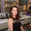 6 Jennifer Morgan at the Brush & Blush Blow Dry Bar party June 2014