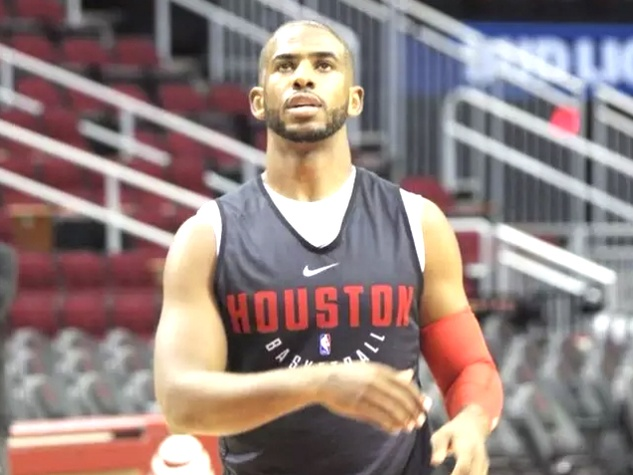 Houston Rockets Chris Paul