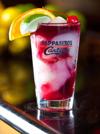 Pappasito's Cantina, The Wave, cocktail, drink