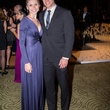 Aria Anderson and Bobby Heugel at the Rice Design Alliance Gala November 2013