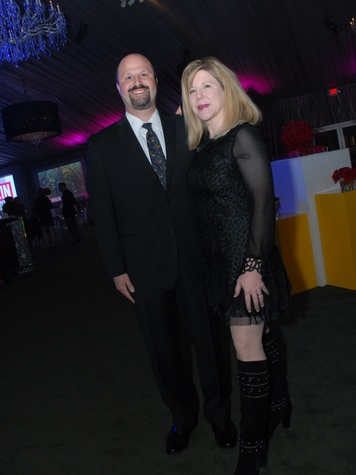 3 4024 Mark and Kathrine Yzaguirre at Club Berlin Baker Institute party November 2013