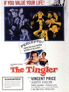 Bullock Texas State History Museum presents The Tingler on 35mm