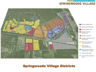 News_Springwoods Village_districts