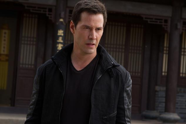 Keanu Reeves in Man of Tai Chi film premiering at Fantastic Fest