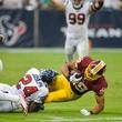 Johnathan Joseph tackle Redskins