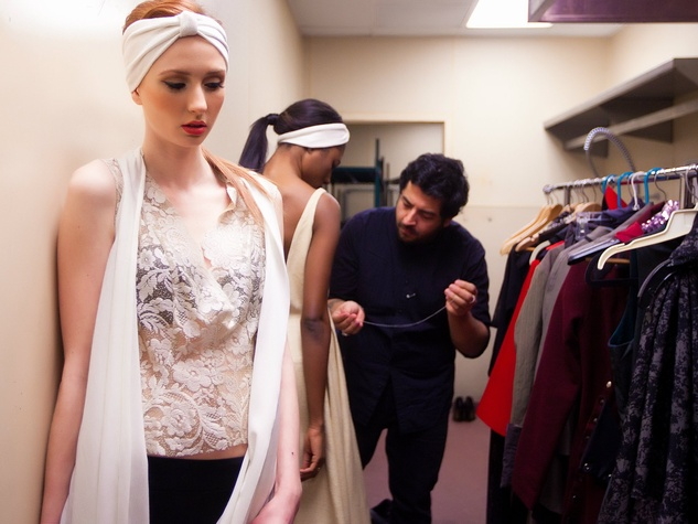 mario alberto, fashionistas fashion friday