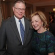 Bob and Sarita Hixon at the Houston Hospice dinner October 2013