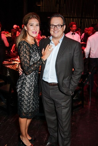 News, Shelby, Miller Outdoor Theatre gala, Oct. 2015, Gloria Wiles, Marco Wiles