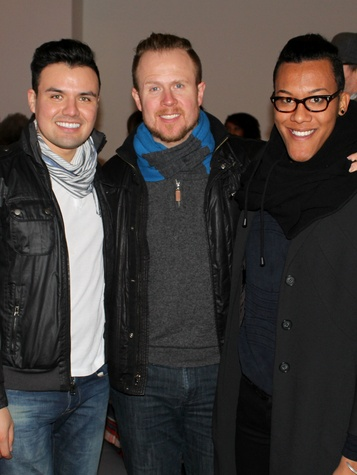 AJ Medina, Chris Castro, Eric Oliver Jr, Zhulong Gallery