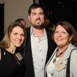 Michelle Greer, from left, Marcus Luttrell and Mary Williams at the Johnny Mac Soldiers Fund Inaugural Houston Gala April 2015
