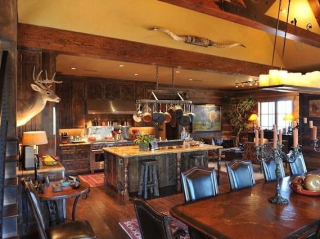 Timber Creek Ranch kitchen 2