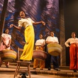 Cynthia Erivo and the Broadway cast of The Color Purple