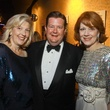 Stages Repertory Theatre gala, April 2013, Kathryn Smith, Jeff Smith, from left, with April Lykos