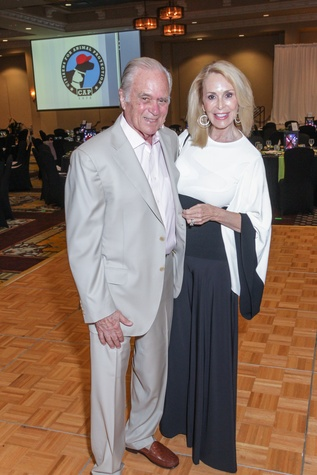 News, Shelby, Citizens for Animal Protection Paint Jam, June 2015, Bill and Carol Simmons