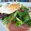 Adair Kitchen, fried egg, ham