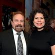 3 Bob Cook and Carol Alvardo at the Fox 26 RoundUP Launch February 2014