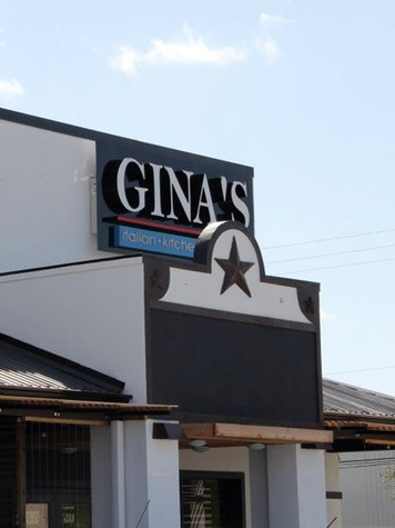 Gina's Italian Kitchen Friendswood location
