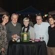 29 Bill Herbig, from left, Christy Lee, Nicole Longnecker, Brad Barber and Heath Brodie at the Urban Harvest 10th anniversary dinner November 2014