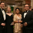 Junior League Gala, Feb. 2016, Anders Gibson, Julie Gibson, Sara Del Pozo, Ephraim Del Pozo