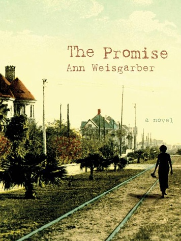 Ann Weisgarber The Promise THIS BOOK COVER