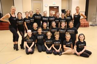 TUTS Radio City Rockettes Education