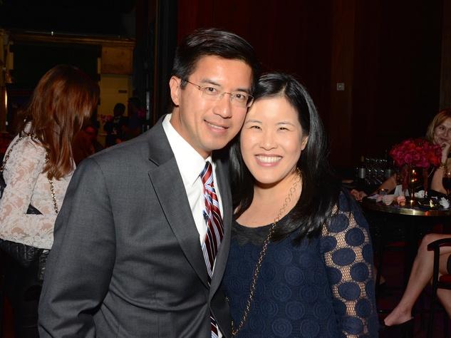 Houston, Society for Performing Arts gala, Nov. 2016, Michael Chu, Emily Kuo