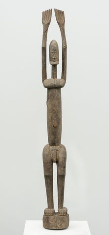 Menil Collection: Dogon peoples. Figure (Dege)