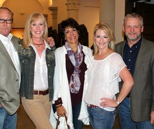 Todd McCoy, Sarah McCoy, Teresa Payne, Tracy Kibler, Dale Payne, 8x8