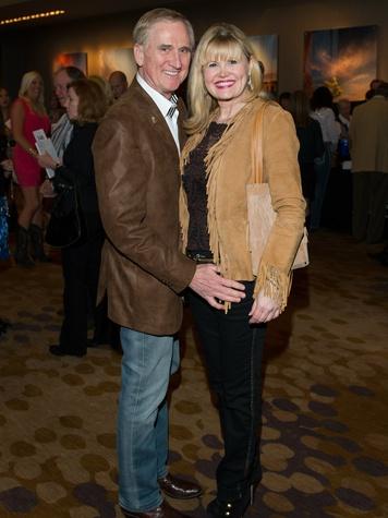 John Pickett and Regina Bruce