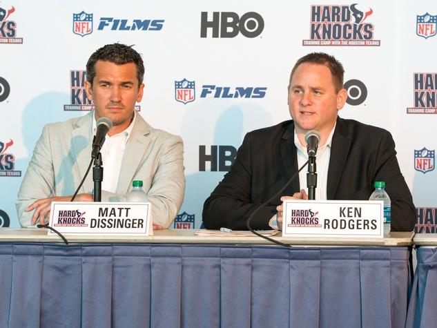 News, Shelby, Houston Texans, Hard Knocks press conference, May 2015