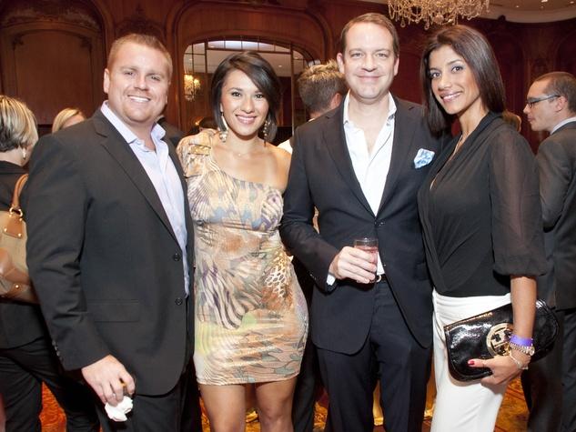 016_Starlight gala, Fashion Show, June 2012, Brad Leedy, Vanessa Hughes, Scott Newman, Katwing Comby