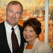 ackClint and Judy Blman, Owner-Blumengarten, barbara hines opening