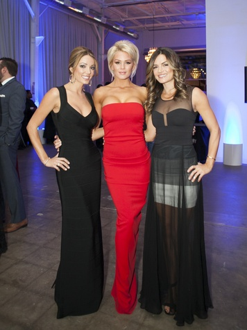 Jennifer Hartman, Reese Threadgill, Alexis Madrid at Hollywood Domino Dallas 2014