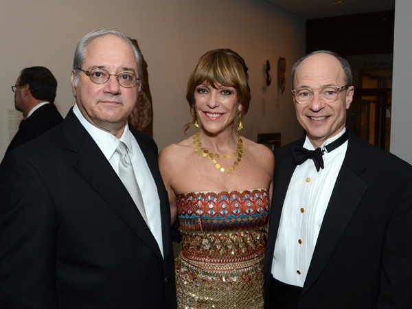 29, Islamic World gala, January 2013, Tony Petrello, Franci Crane, Sam Stubbs