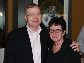 Hal Brierley, Diane Brierley