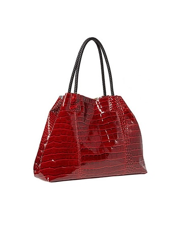 accents Big Buddha Gisele Shoulder Tote