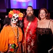 Moira LaFaver, from left, Mark McCray and Susan Wingfield at DREAMSCAPE The Orange Show's 32nd Annual Gala November 2013