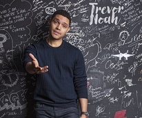 Trevor Noah Comedian - cropped photo