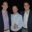 Tyler Lee Smith, Trey Jackson, Alex O'Neil, LPJC Yacht Party