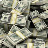 money, Benjamins, 100 bills, cash, December 2012