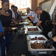 Pinkerton's Barbecue Dez Bryant party