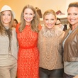 Cary Dueber, Maggie Kipp, Katherine, Elisa Summers, brunello cucinelli opening