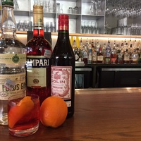 Italic presents Negroni Week