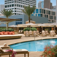 Four Seasons Hotel Houston pool
